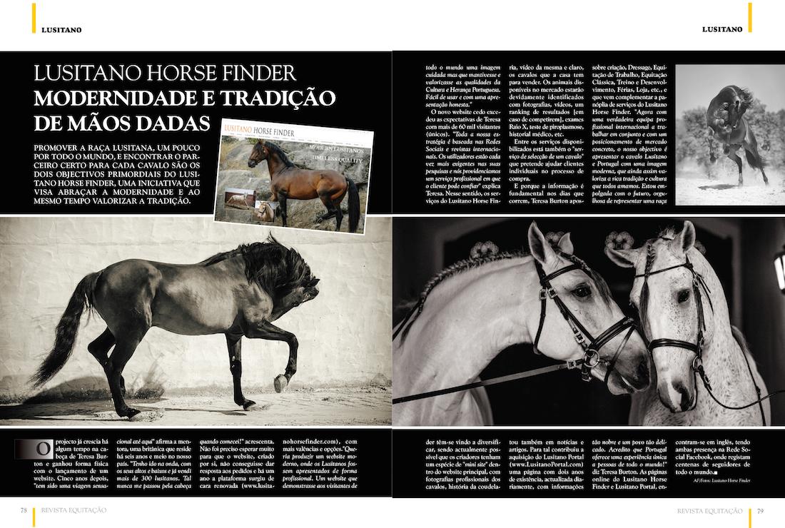 Equitacao magazine