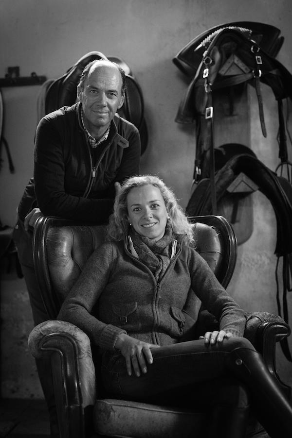 Maria and Paulo Caetano